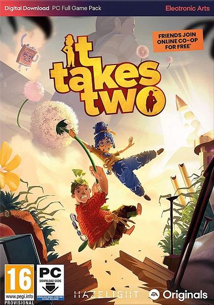 دانلود بازی It Takes Two برای کامپیوتر
