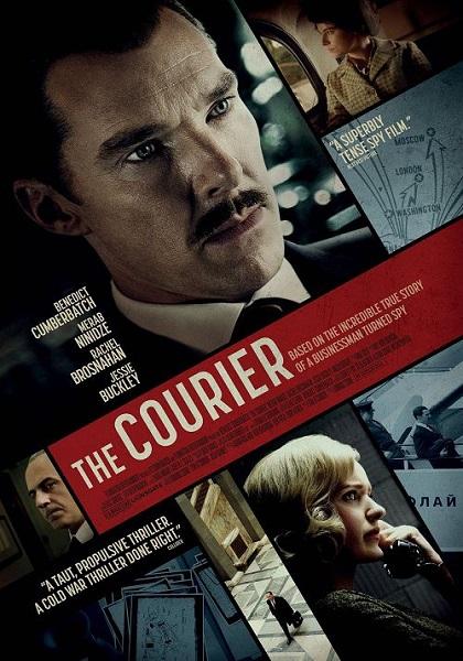 دانلود فیلم پیک دوبله فارسی The Courier 2020
