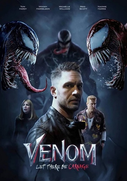 دانلود فیلم Venom: Let There Be Carnage 2021