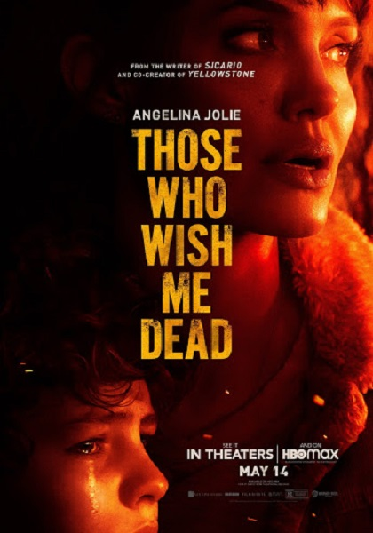 دانلود فیلم Those Who Wish Me Dead 2021