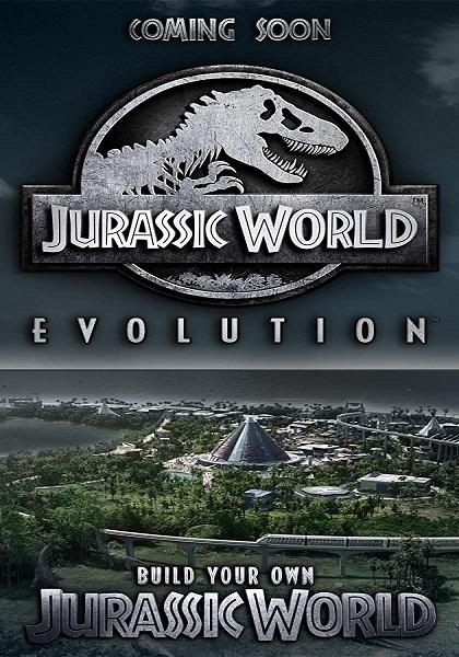 دانلود بازی Jurassic World Evolution برای کامپیوتر