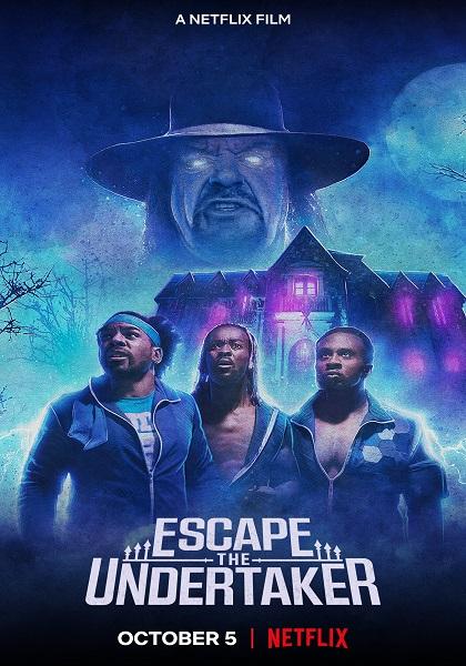 دانلود فیلم Escape the Undertaker 2021