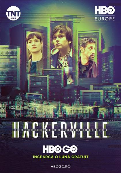 دانلود سریال Hackerville